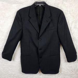 Emporio Armani 100% Virgin Wool Jacket Blazer 42R